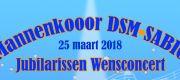 Jubilarissen Wensconcert - 2018